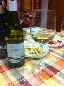 Vino Blanco Valdesil Montenovo Godello