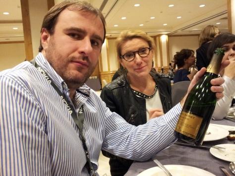 Vinos y Champagnes Michelle Gonet
