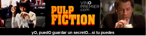 Pulp Fiction Banner