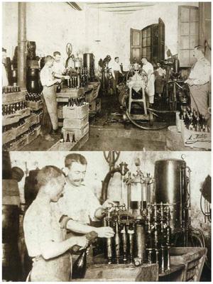 producción industrial masiva