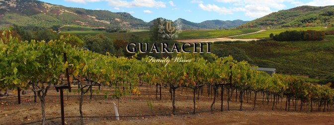 "OS PRESENTAMOS A ""GUARACHI FAMILY WINES"" (CALIFORNIA)"