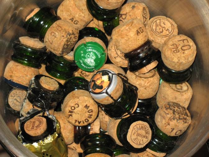 El tapón, un pequeño elemento de enorme importancia en un gran vino (2 de 3)