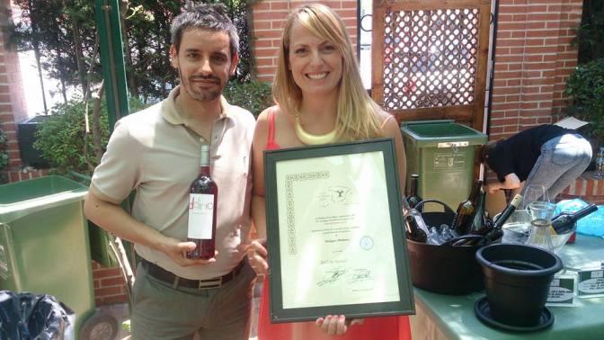 Dos de los vinos de la distribuidora Magna Hispana entre los ganadores del Certamen Cepa de España 2015
