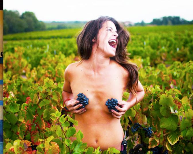 Un calendario vinícola de lo más llamativo, no te lo pierdas!
