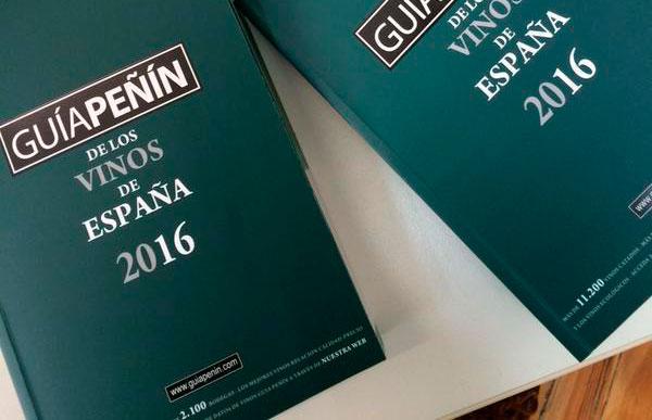 Nuevas puntuaciones de la Guía Peñín 2016