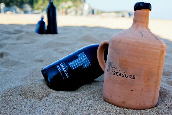 La Historia del Náufrago Crusoe Treasure