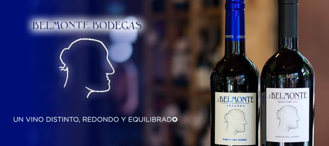 """""""Hay que seguir apostando por vinos con alma y personalidad propia.""""- Luis Merino, enólogo de Bodegas Belmonte."""