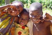 Africa-Niños
