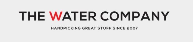 The Water Company, marcas con calidad inequívocamente superior.