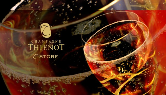 Champagne Thienot y Mathieu Pacaud, excelencia como una herencia